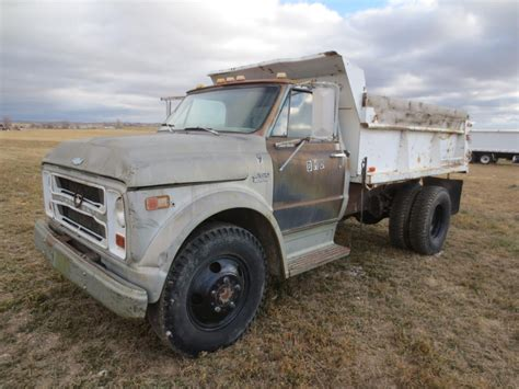 Chevy Dump Truck Hibid Auctions