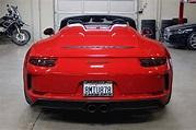 Used 2019 Porsche 911 Speedster For Sale ($309,995)   San ...