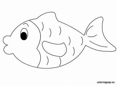 Fish Coloring Pages Tropical Sheet Coloringpage Eu