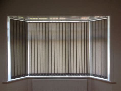 Vertical Window Blinds by Pin By Langley On Home Bay Window Blinds Vertical