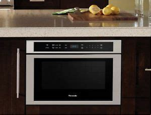thermador microwave drawer thermador 24 quot built in microwave drawer stainless steel md24js