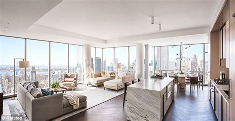 gisele bundchen and tom brady buy 14million new york condo on 47th floor daily mail online