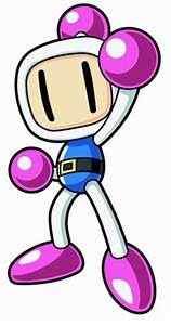 White Bomberman Video Game Characters Database Wiki
