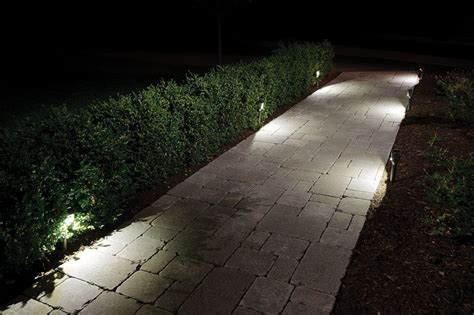 kichler lighting led light design low voltage led path lights design