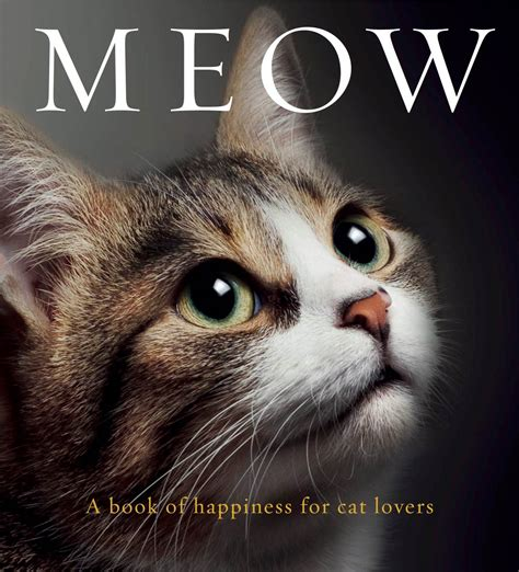 cat lover mews meow a book of happiness for cat travels