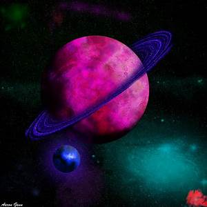 strange planet by legorond on DeviantArt