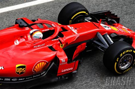 vettel pointless  compare  ferrari   rivals