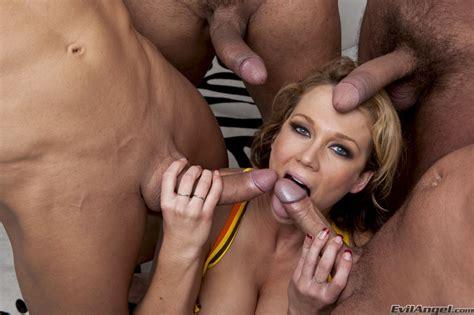 Kelly Divine And Nikki Sexx Fucking With Four Guys My Pornstar Book