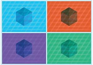 3D Cube Vector Backgrounds - Download Free Vector Art ...