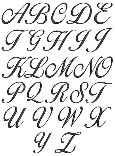 beautiful alphabet letters misc tattoo fonts alphabet tattoo fonts cursive cursive alphabet