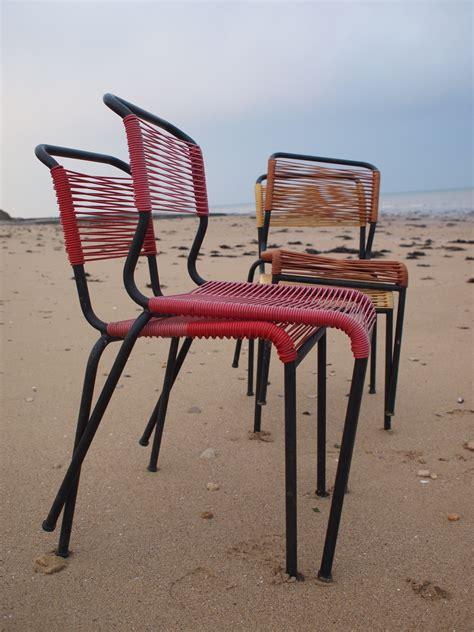 chaise scoubidou chaise en scoubidou 25772 chaise idées