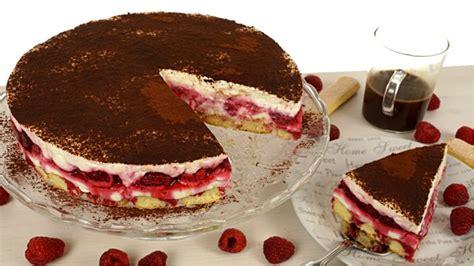 kuchen backen ohne himbeer tiramisu torte für den sommer evasbackparty