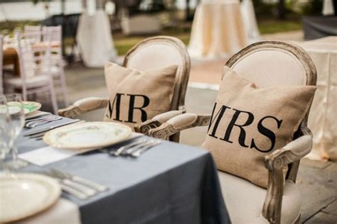 20 unique chair signs for the and groom