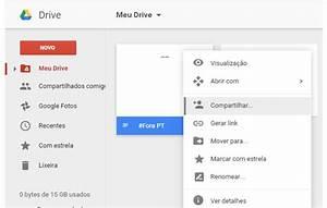 Google docs agora permite compartilhar documentos com data for Google documents and data