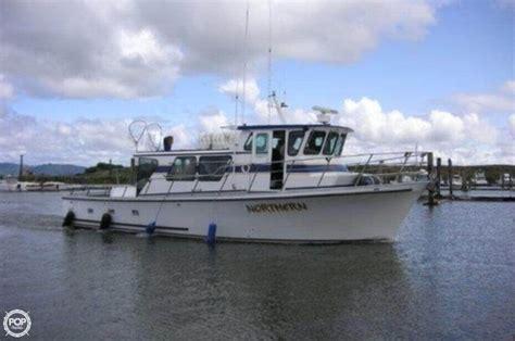 Charter Boat Fishing Everett Wa by 1978 Delta 43 Power Boat For Sale In Everett Wa