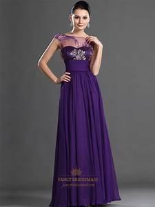 Champagne Strapless Taffeta Dropped Waist Prom Dress With ...