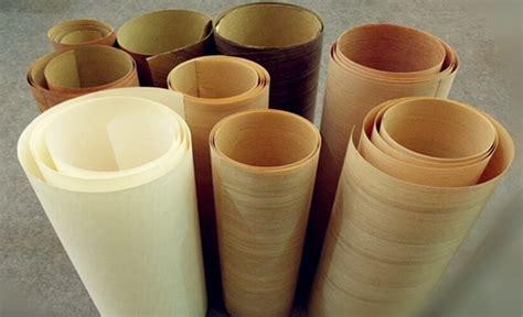wood lamination sheets fleece backpaper  laminated wood veneer