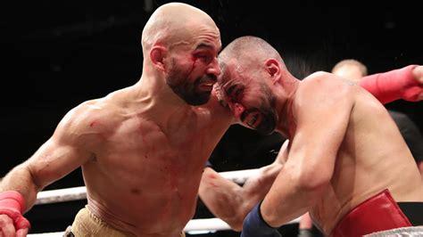 bare knuckle fc  results artem lobov scores unanimous