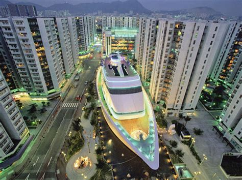 Ship Mall by Ship Shape It S The Future For Hotels Museums And