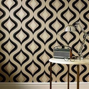 Tapeten Retro Style : vintage tapeten im modernem interieur ein stilmix ~ Sanjose-hotels-ca.com Haus und Dekorationen