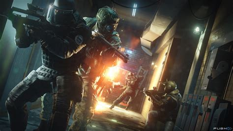 siege v駘o tom clancy 39 s rainbow six siege ps4 playstation 4 screenshots