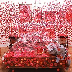 ngv on twitter quotbedroom inspiration via yayoi kusamas With yayoi kusamas flower obsession
