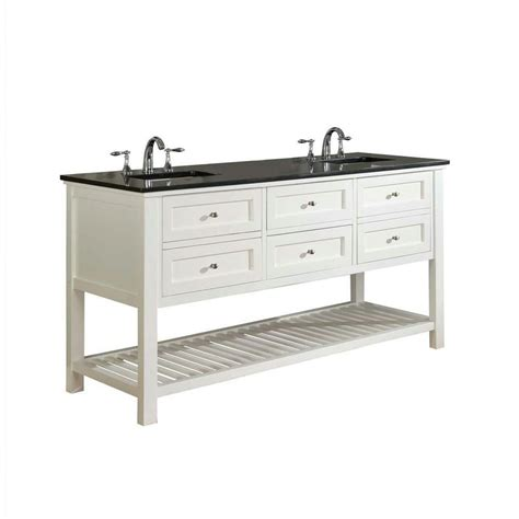 direct vanity sink mission spa 70 in double vanity in