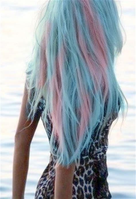 17 Best Ideas About Cotton Candy Hair On Pinterest Candy