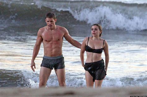 mae whitman lauria matt parenthood beach scenes tv bikini down scene ryan amber strip underwear shirtless bra water chicago fnl
