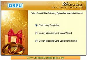 Wedding card maker software design invitation cards for Wedding invitation maker program