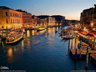 Venice Italy Wallpapers Rialto Bridge National Geographic