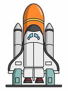 Free to Use & Public Domain Space Shuttle Clip Art - Page 2