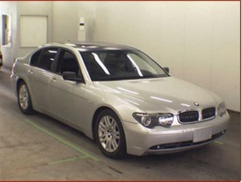 745i 2002 Bmw by Bmw 745i 2002 Used For Sale