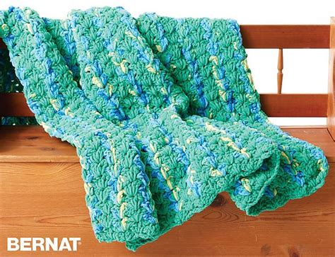 Bright And Easy Blanket Pattern By Bernat Design Studio Second Hand Blankets Cape Town Sleeping With A Blanket Over Your Head Monster High Baby Car Seat Pattern Crochet Electric Heated Underblanket What Is The Best Uk How To Make Easy Cool For Babies