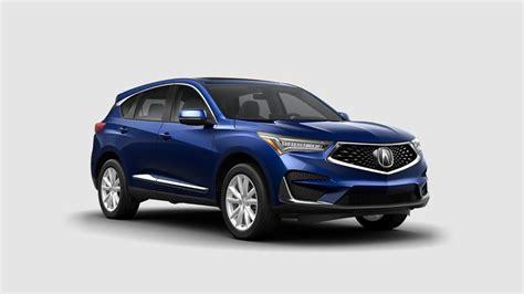 Radley Acura Used Cars by 2019 Acura Rdx Fathom Blue Pearl Used Car Reviews Cars