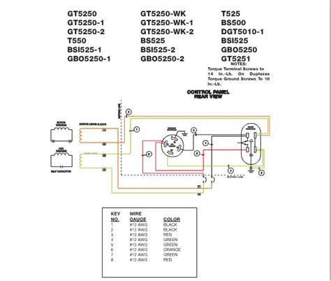 wiring diagram for gt5250 1 devilbiss generator talk to part person she has no way to