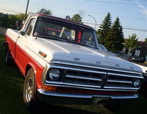 Ford Fseries Pickup Truck History From 19731979