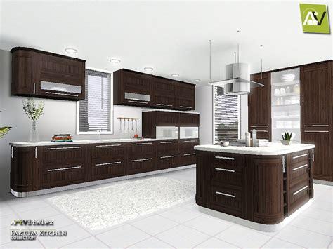 Cool Sims 3 Kitchen Ideas by Artvitalex S Faktum Kitchen