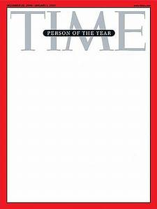 you are the person of the year make your own time person With time magazine person of the year cover template