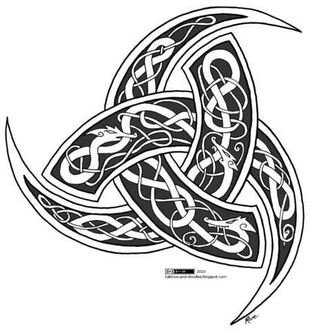 Nordische Symbole Und Ihre Bedeutung Keltischer Knoten Bedeutung