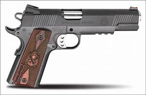 Review: Springfield Armory Range Officer Operator ...