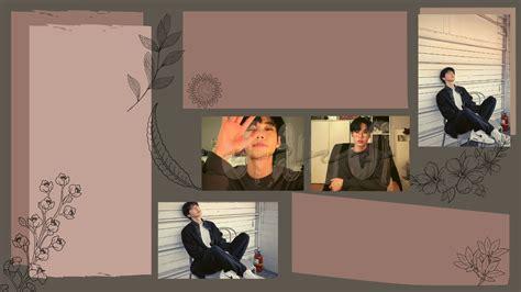 wallpaper desktop nct doyoung aesthetic in 2021