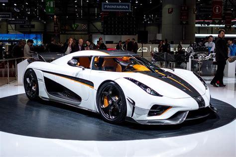 koenigsegg ghost car koenigsegg regera ghost aerodynamic package in crystal