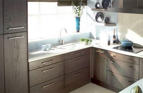cabinet for small kitchen kitchen cabinets design with smart space saving solutions 5061