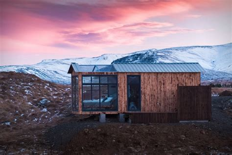 Panorama Glass Lodge In Iceland Hiconsumption