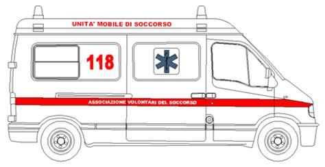 disegni ambulanza imagui