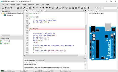 arduino playground developmenttools