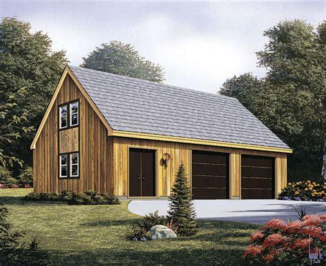 garage plan chp   coolhouseplanscom