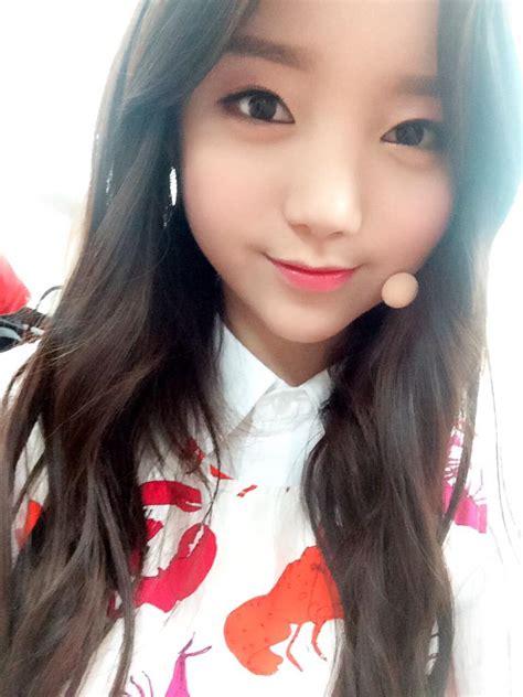 10 Korean Kpop Girl Group Member with Monolid Eyes ...
