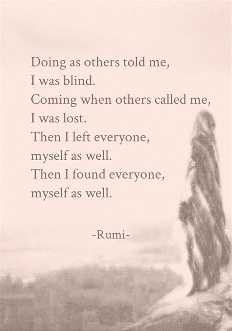 Best Rumi Poems Terracemuse Myself As Well Rumi Quotes